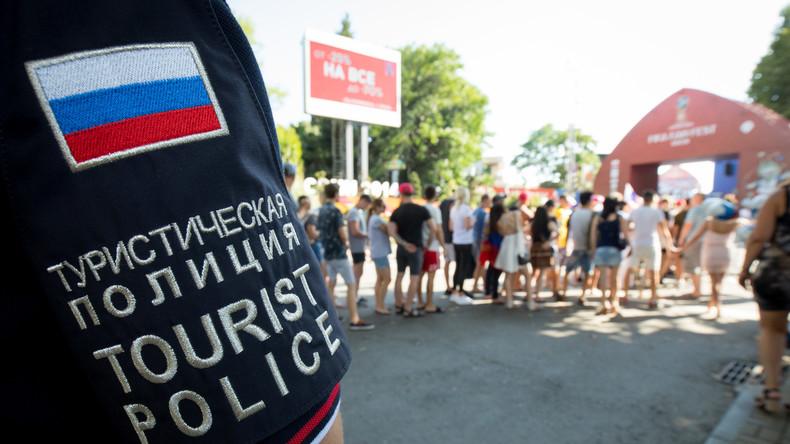 Bundespolizeichef zum WM-Sicherheitskonzept: Russische Behörden arbeiten gut und unauffällig (Video)