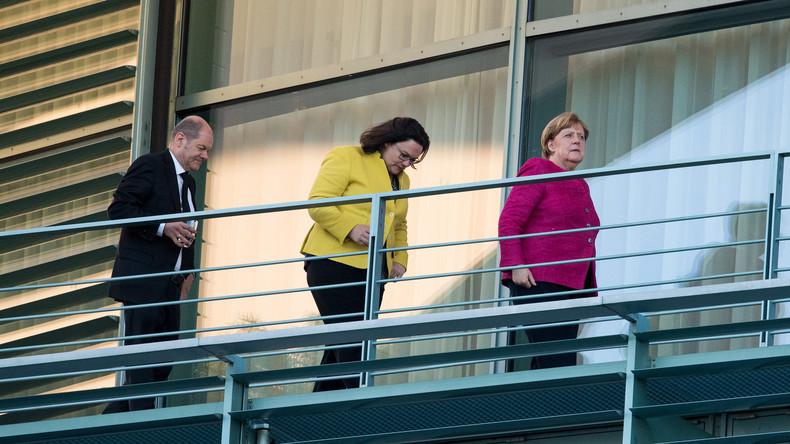 Außer der Union ist die Einigung zwischen Merkel und Seehofer keinem recht