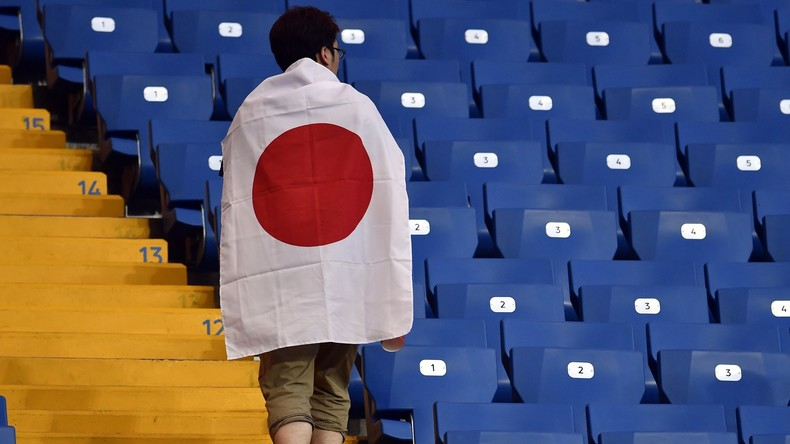 Spiel verloren, Herzen gewonnen: Japanisches Team räumt Umkleide auf und bedankt sich auf Russisch