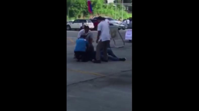 Philippinen: Dramatisches Video – Scharfschütze erschießt Bürgermeister bei Zeremonie