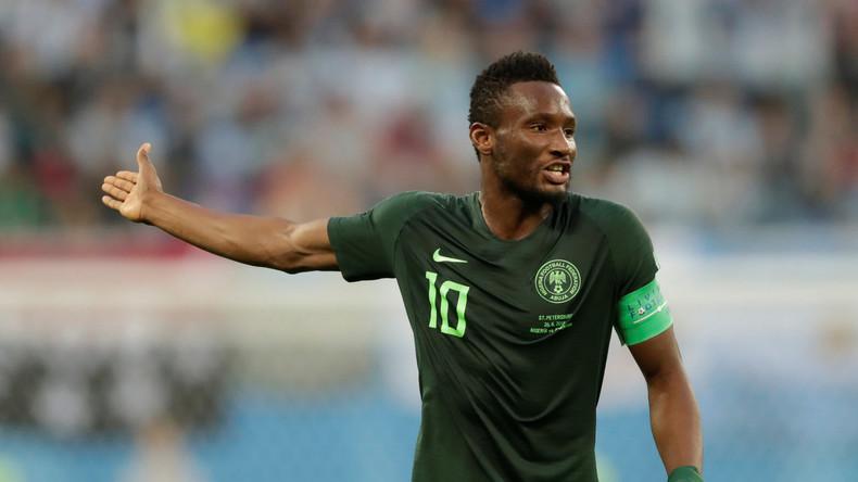 Vater von Nigerias Kapitän John Obi Mikel während der WM entführt - Spieler erfährt davon vor Match