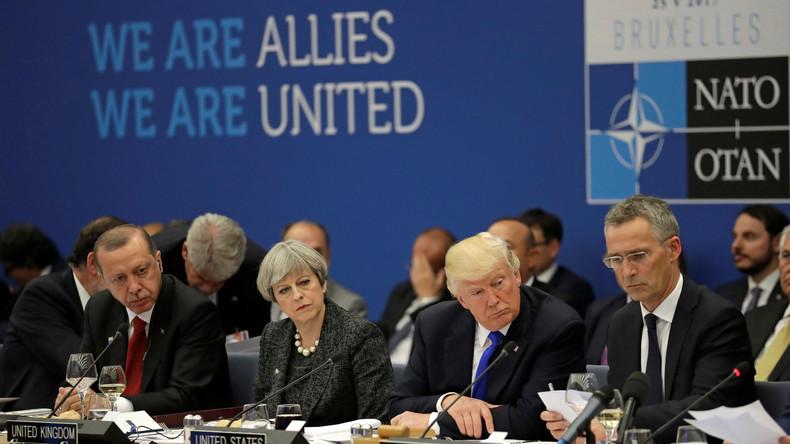 Rüstungsausgaben: Trump verschärft Kritik an NATO-Verbündeten