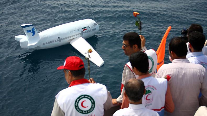 30 Jahre nach Abschuss von Flug 655: Teheran wartet noch immer auf Entschuldigung der USA