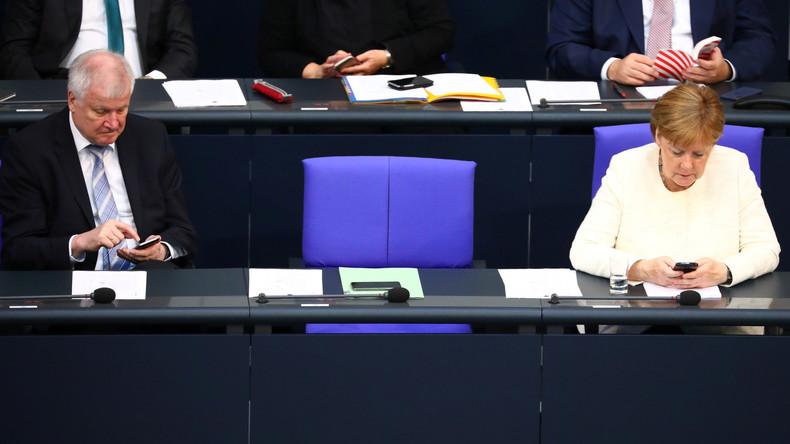 LIVE: 45. Sitzung des Bundestags