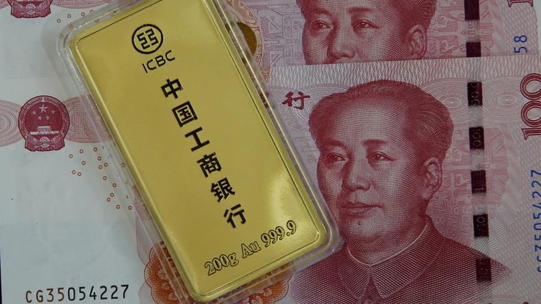 Reserven-Diversifizierung: Russland steigert Anteile von Gold und Yuan