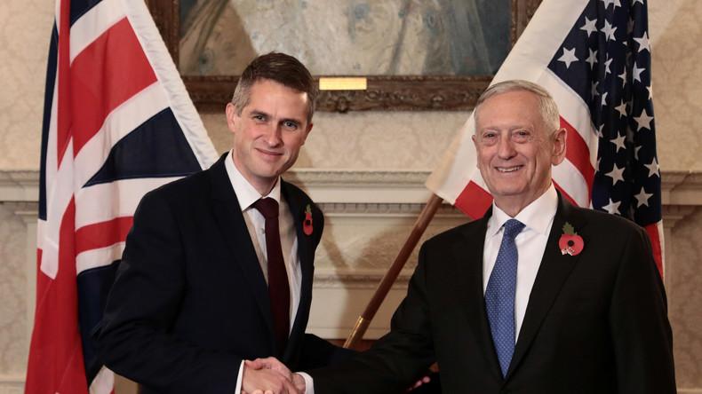 USA an Großbritannien: Erhöht eure Militärausgaben oder wir machen Frankreich zum Topverbündeten