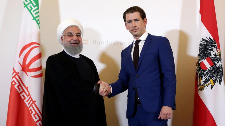 Rohani in Wien: Diplomatischer Eklat überschattet Gespräche über Atomabkommen