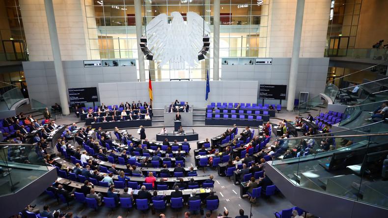 LIVE: 46. Sitzung des Bundestages am 5. Juli 2018