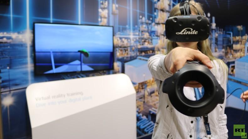 Achema: Weltweit größte Prozesstechnik-Messe zog sechsstellige Besucherzahl an