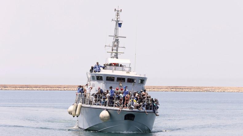 """""""EU hält sich nicht an Verpflichtungen zur Rettung von Flüchtlingen"""": Küstenwache Libyens"""
