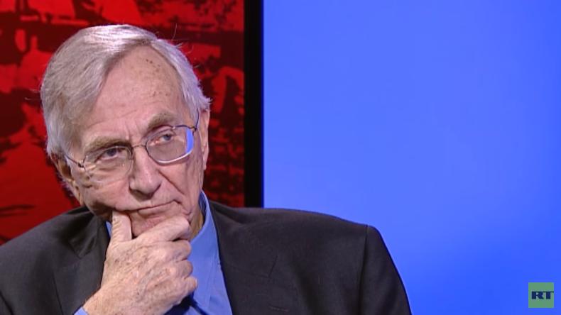 Seymour Hersh: USA verleumdeten Assad im Fall des Giftgas-Angriffs auf Ost-Ghuta (Video)