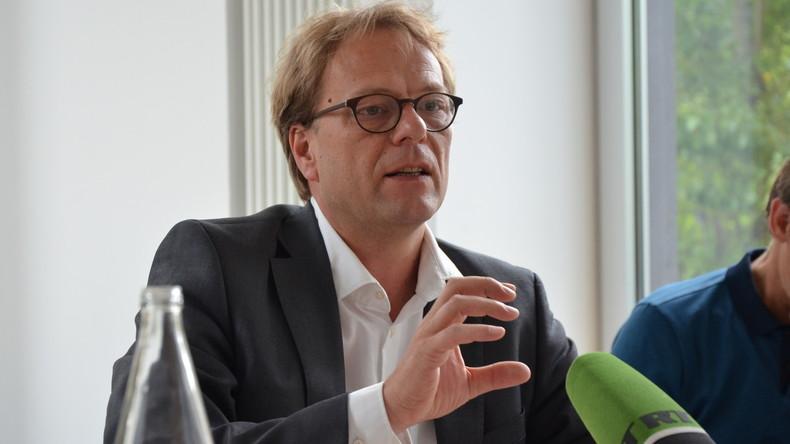 Rechtsexperte: Transferzentren verstoßen gegen EU-Recht