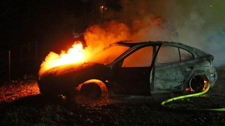 Brandanschlag auf Auto einer Fahrerin in Saudi-Arabien: Polizei verhaftet zwei Verdächtige