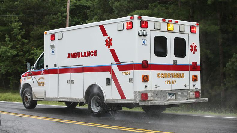 Weil sie es sich nicht leisten kann: Verletzte Frau will keinen Krankenwagen