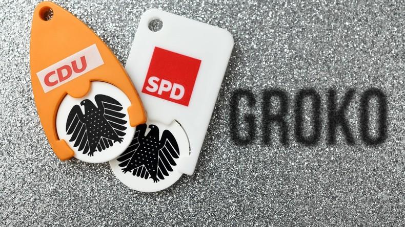Transfer- statt Transitzentren: SPD und Union einigen sich im Asylstreit