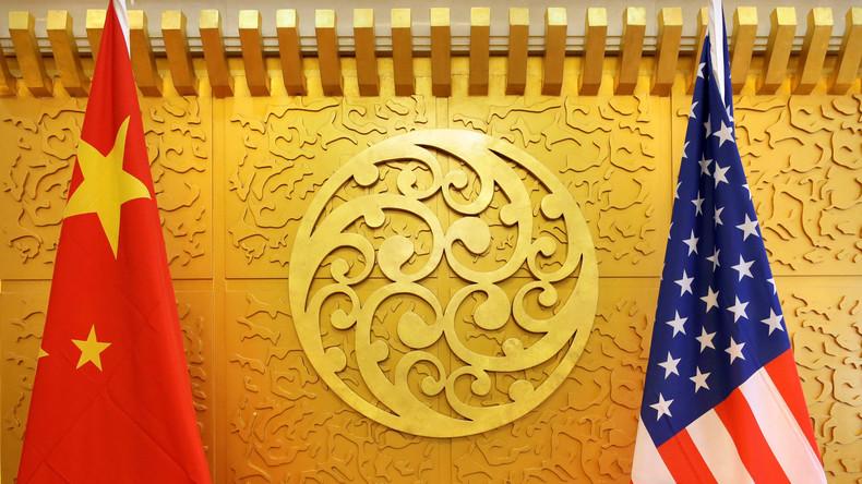 """Nach Strafzöllen der USA: China startet """"notwendigen Gegenangriff"""""""