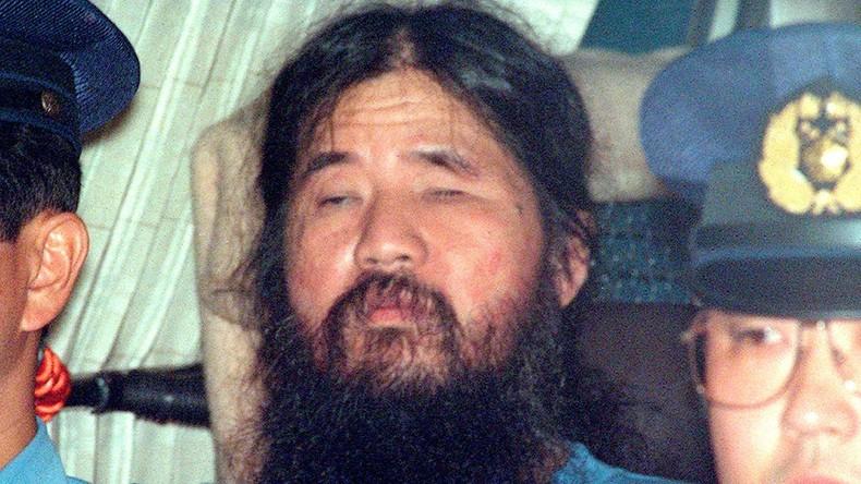Giftgasanschlag in Tokio vor 23 Jahren: Aum-Sektengründer Asahara hingerichtet