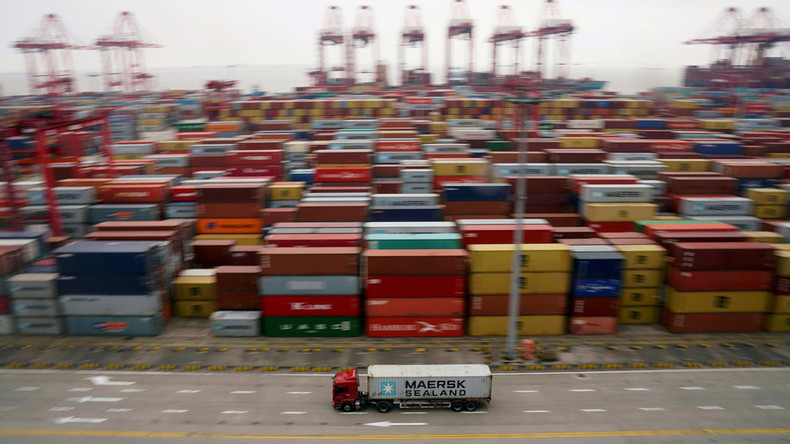 """Peking wirft USA """"größten Handelskrieg der Geschichte"""" vor und verkündet Maßnahmen zur Vergeltung"""