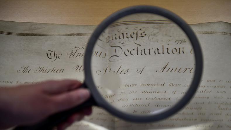 Facebook Hatespeech-Test filtert übereifrig: US-Unabhängigkeitserklärung fällt am 4. Juli durch