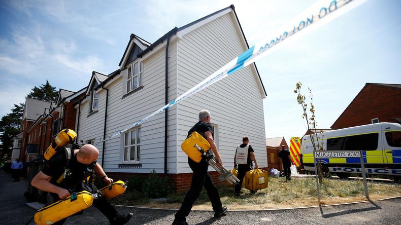 Experte: Amesbury-Vergiftung ist Terroranschlag - sekundäre Kontamination ausgeschlossen (Video)