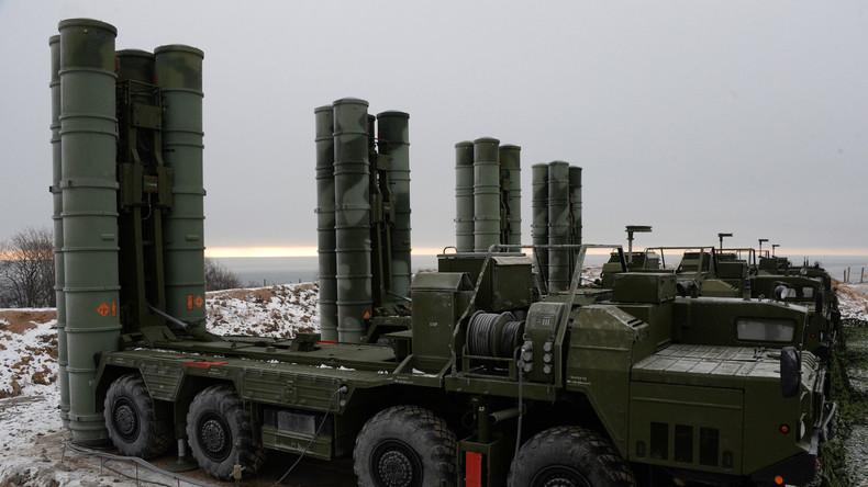 """""""Wir schlagen zurück"""": Türkischer Außenminister verteidigt S-400-Deal gegen US-Sanktionsdrohungen"""