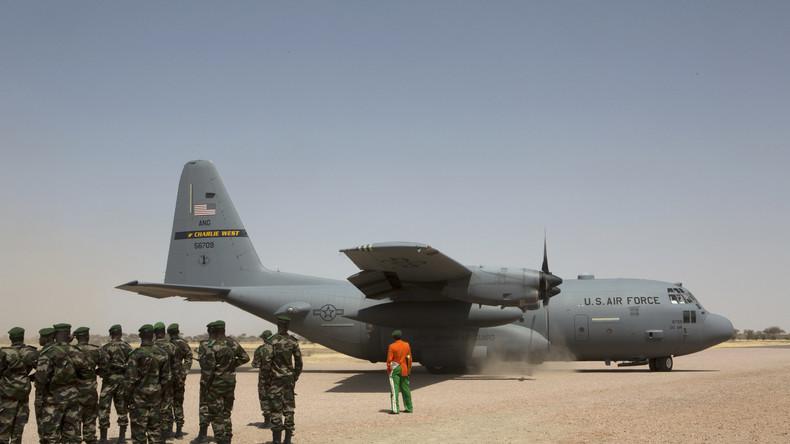 Abschnitt 127e: Die geheimen Einsätze des US-Militärs in Afrika