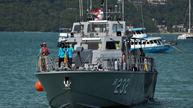 Bootsunfall in Thailand: Mindestens 40 Touristen ums Leben gekommen, weitere 16 vermisst