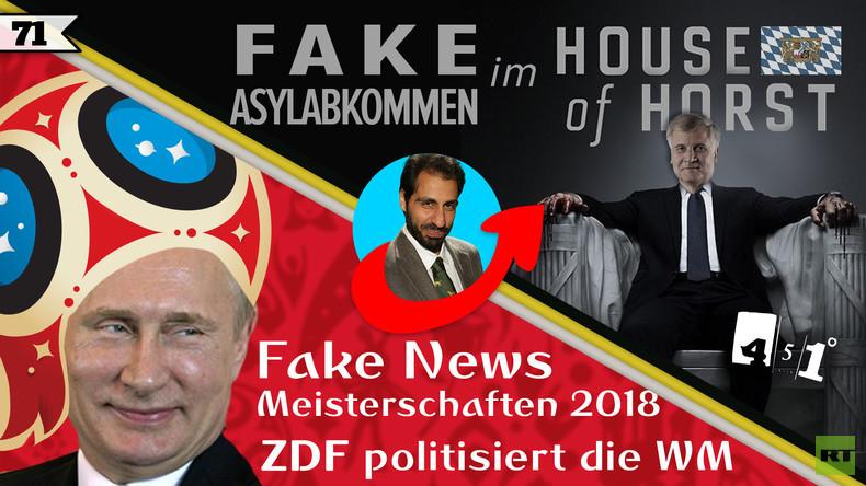 WM 2018 FAKE NEWS SCHLACHT   Merkel Seehofer fake Asylabkommen   451 Grad   71