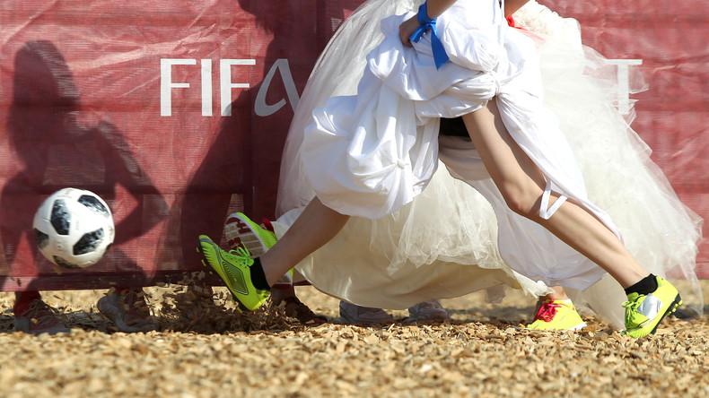 Britin will Hochzeit ohne Fußball – Gäste sagen Teilnahme an Trauung ab
