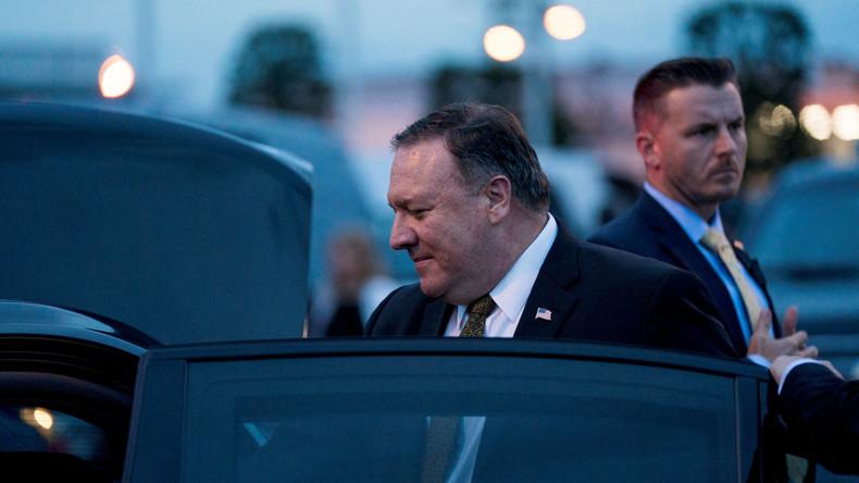 US-Außenminister Mike Pompeo reist nach Gesprächen in Nordkorea nach Japan weiter