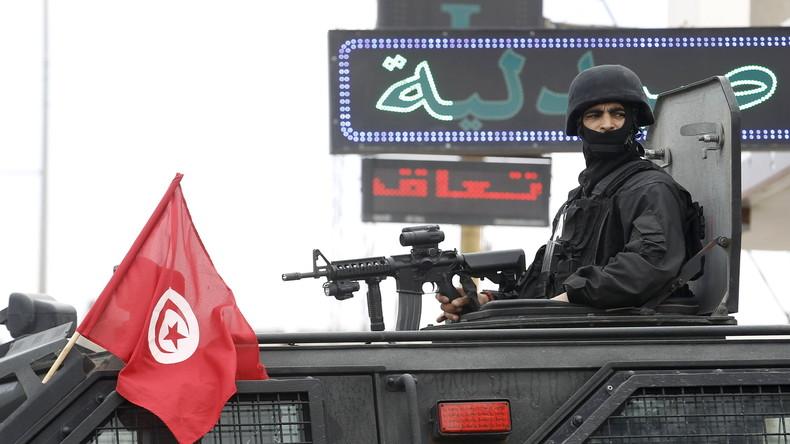 Mehrere Tote bei Angriff auf Sicherheitskräfte in Tunesien