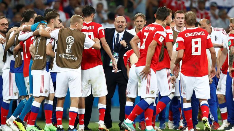 """Russischer Trainer: """"Wir haben nicht die besten Spieler, aber eine Mannschaft"""""""