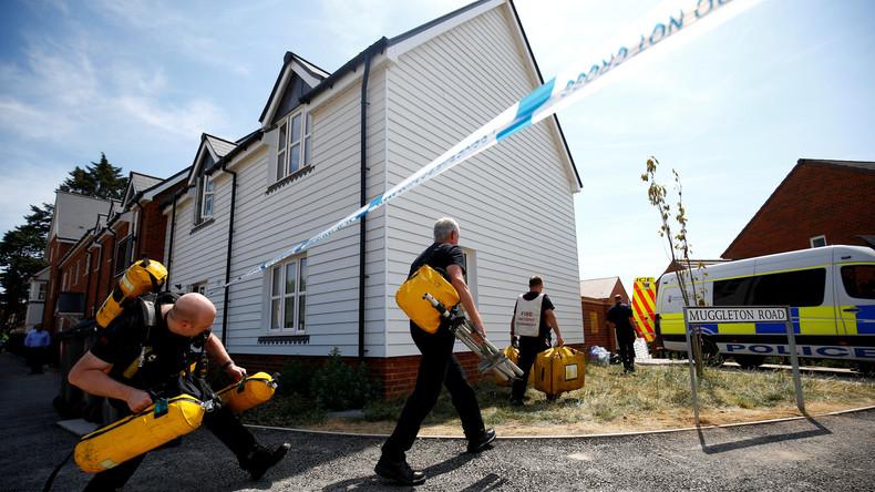 Großbritannien: Angeblich mit Nowitschok vergiftete Frau gestorben