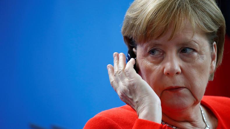 New-York-Times-Kommentator: Merkel muss abtreten