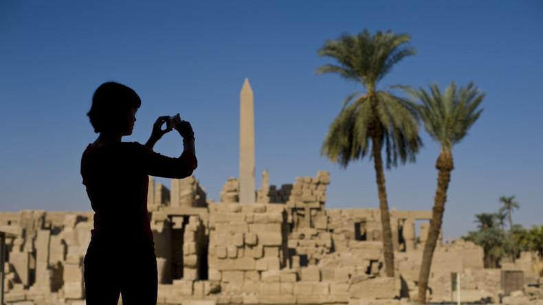 Touristin beschwert sich über sexuelle Belästigung in Ägypten – acht Jahre Haft