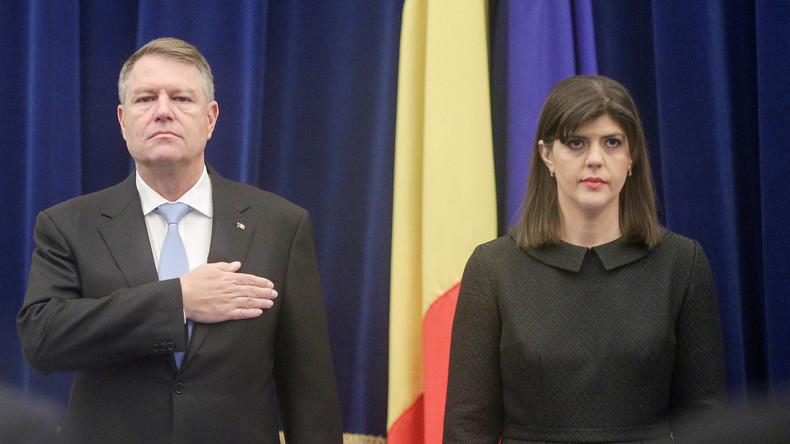 Rumäniens Präsident entlässt Chef-Korruptionsermittlerin