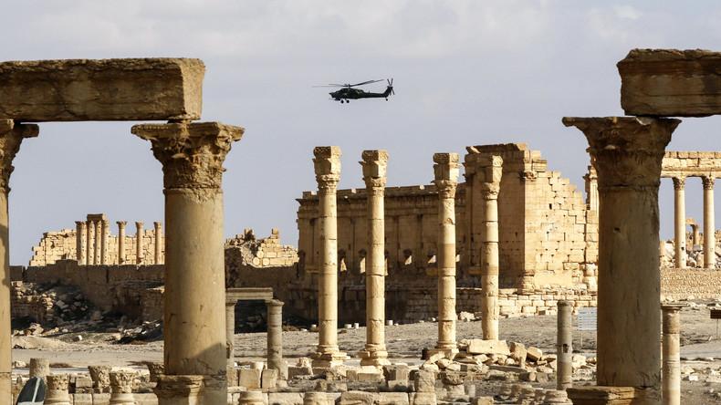 Syrien nimmt Restaurierung zerstörter Kulturobjekte in Palmyra auf - UNESCO-Experten bleiben fern