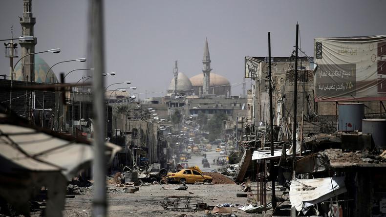 Ein Jahr nach Befreiung vom IS: Nur 30 Prozent der Krankenhäuser in Mossul wieder aufgebaut