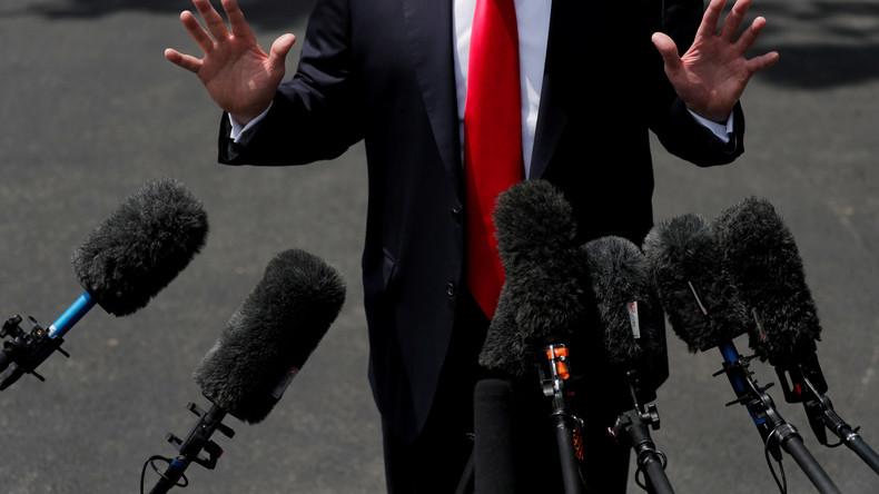 Mainstream in der Krise: US-Bürger glauben den Medien nicht mehr