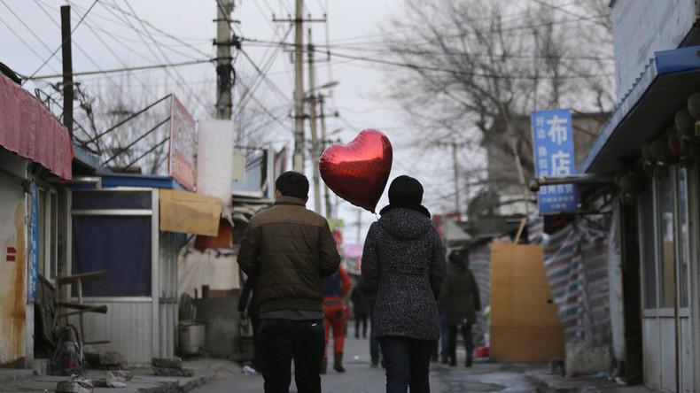 Anatomie des gebrochenen Herzens: Chinesische Universität bietet Liebeskurs für Studenten an