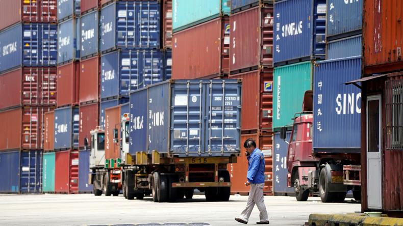 US-Handelskrieg: Chinesische Firmen sollen Importe aus den USA durch andere Länder ersetzen