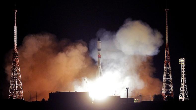 """Raumfrachter """"Progress MS-09"""" erreicht ISS auf rekordverdächtig kurzer Flugbahn"""