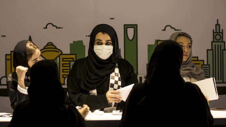 Ladies heißen willkommen: Saudi-Arabien gibt grünes Licht für erste weibliche Notarinnen