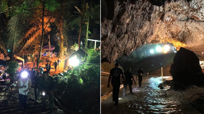 Thailand: Tesla-Innovator Elon Musk will mit eigenem U-Boot in Höhle gestrandeten Jungs beistehen
