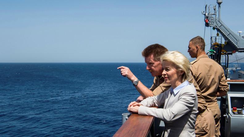 Keine Bootsflüchtlinge mehr: Italiens Innenminister will Hafensperre auch für NATO-Schiffe