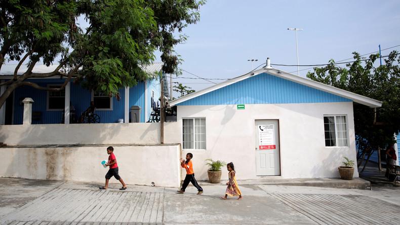 """Einjähriges Baby muss vor US-Gericht """"aussagen"""" und stimmt """"freiwilliger"""" Ausreise nach Honduras zu"""