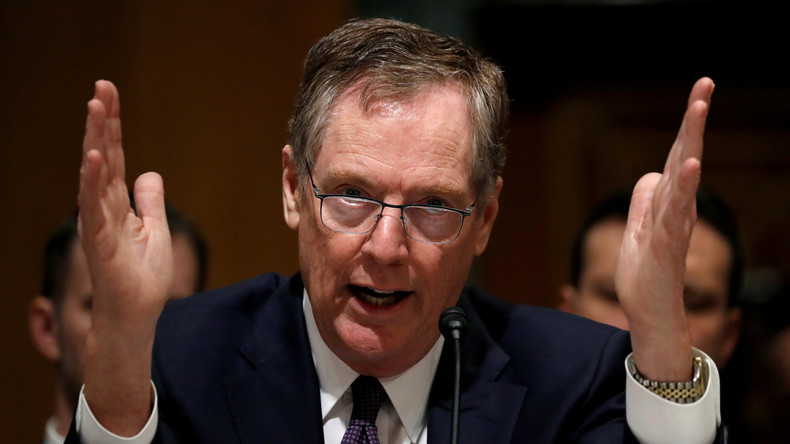 Neues an der Handelsfront: USA legen neue Liste mit möglichen Strafzöllen gegen China vor