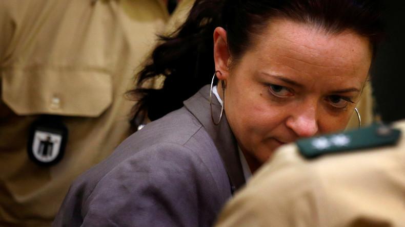 NSU-Prozess: BeateZschäpezu lebenslanger Haft verurteilt
