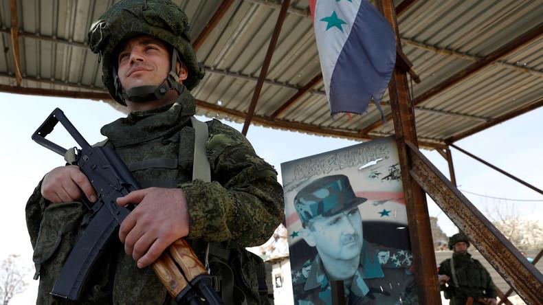Bundestags-Gutachten: Russland wahrt das Völkerrecht in Syrien – USA verstoßen gegen UN-Gewaltverbot
