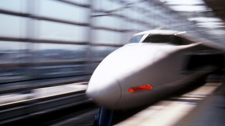 Zeit ist Leben: Japan startet zweijähriges Bauprojekt - um eine Minute Zeit zu sparen